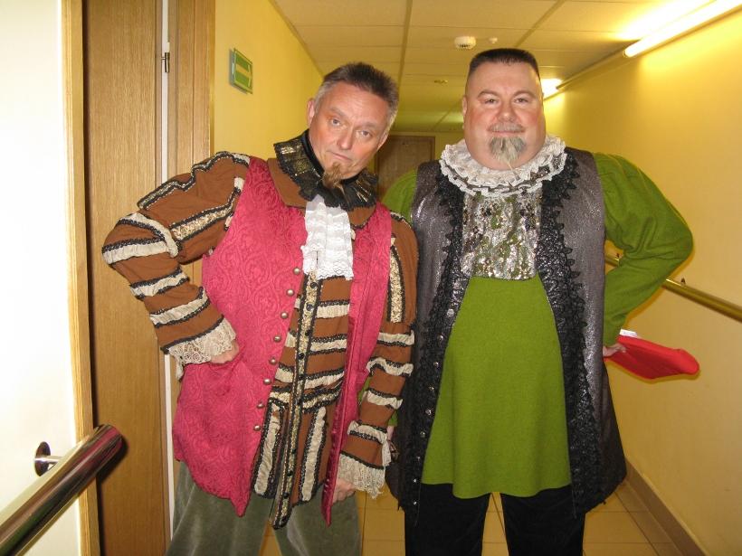 Gościnnie w telewizyjnym programie dla dzieci BUDZIK - 2008