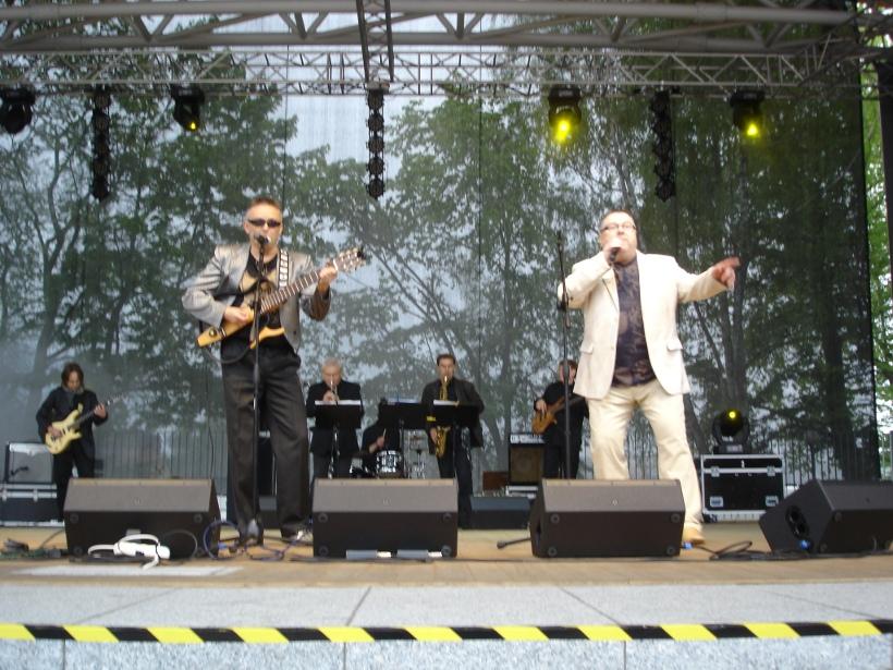 Kaczki i Zbigi Band - Paka z Jezioraka - Iława 2010