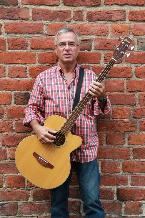 Kaczki - Andrzej Kulczyński - gitara basowa