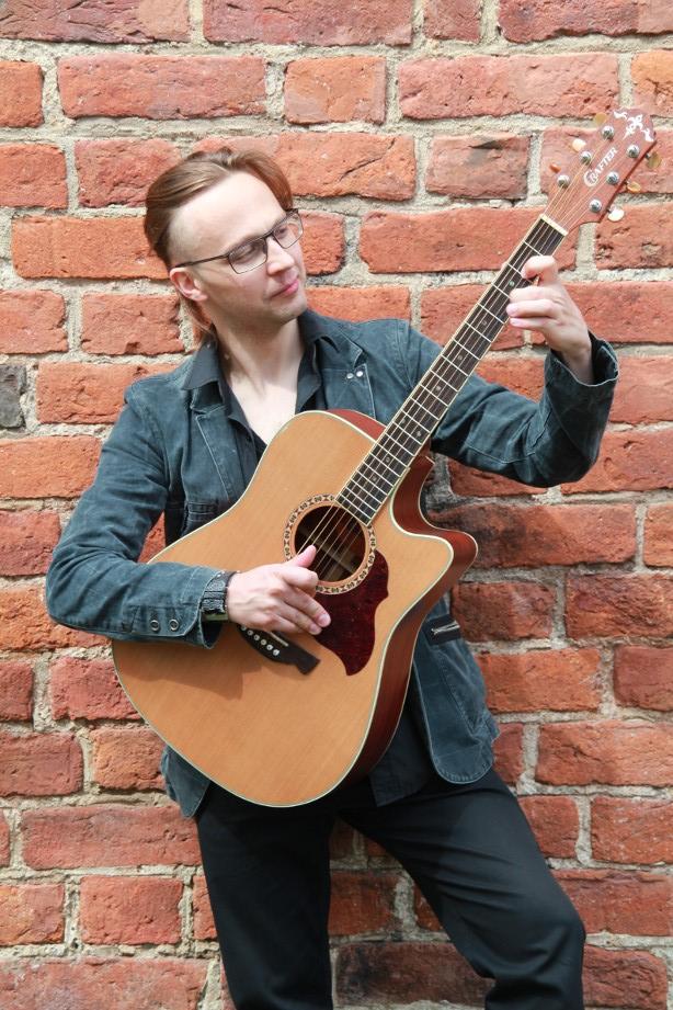Kaczki - Andrzej Nowicki - gitara