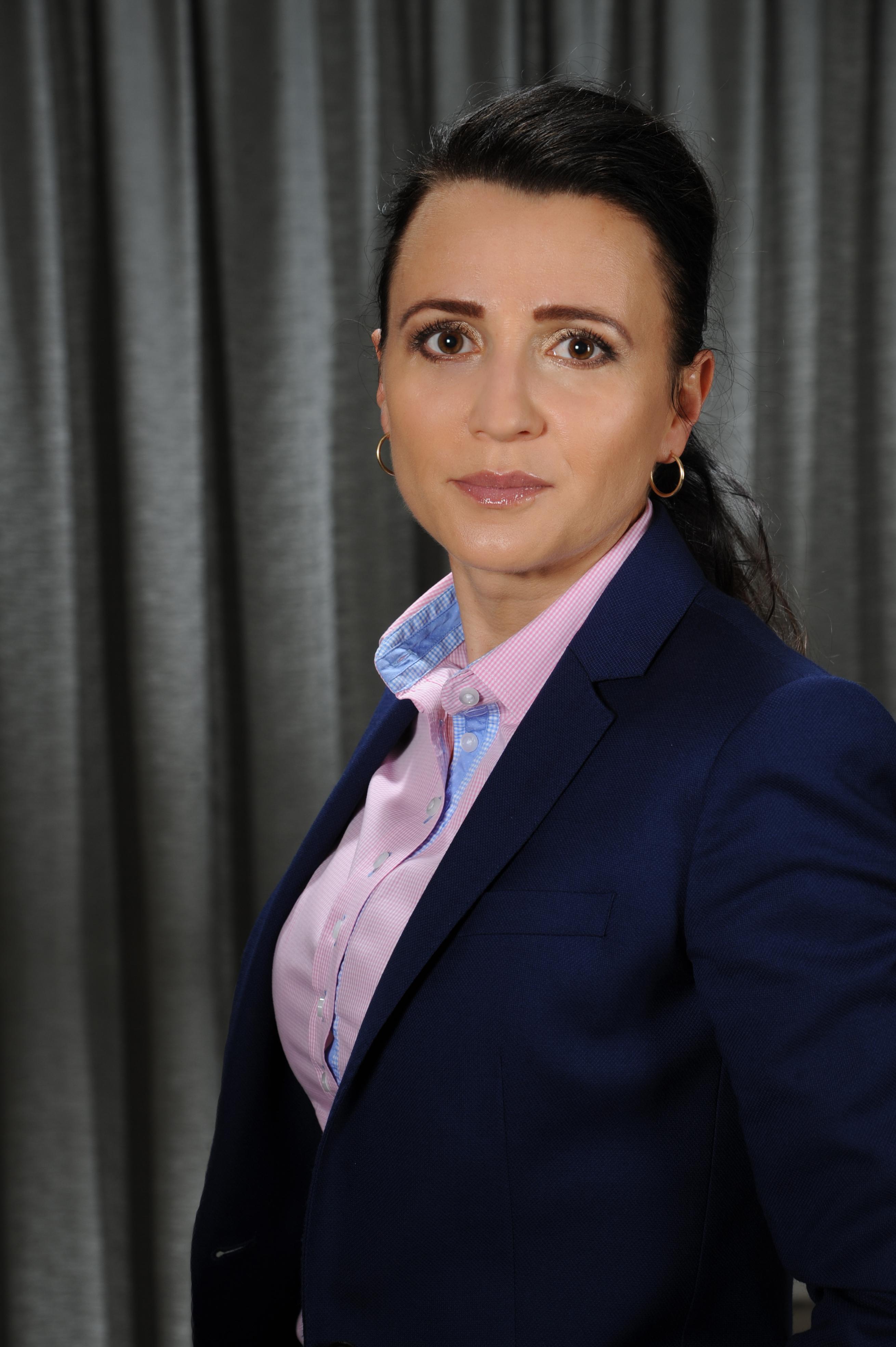 Sabina Stachurek Dyrektor Personalny MAHLE w Polsce